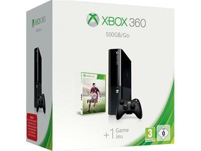 Microsoft Xbox 360 500GB FIFA 15 Bundle by Arsadata