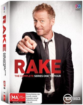 In an AACTA and Logie award-winning role, Richard Roxburgh stars as the reckless…