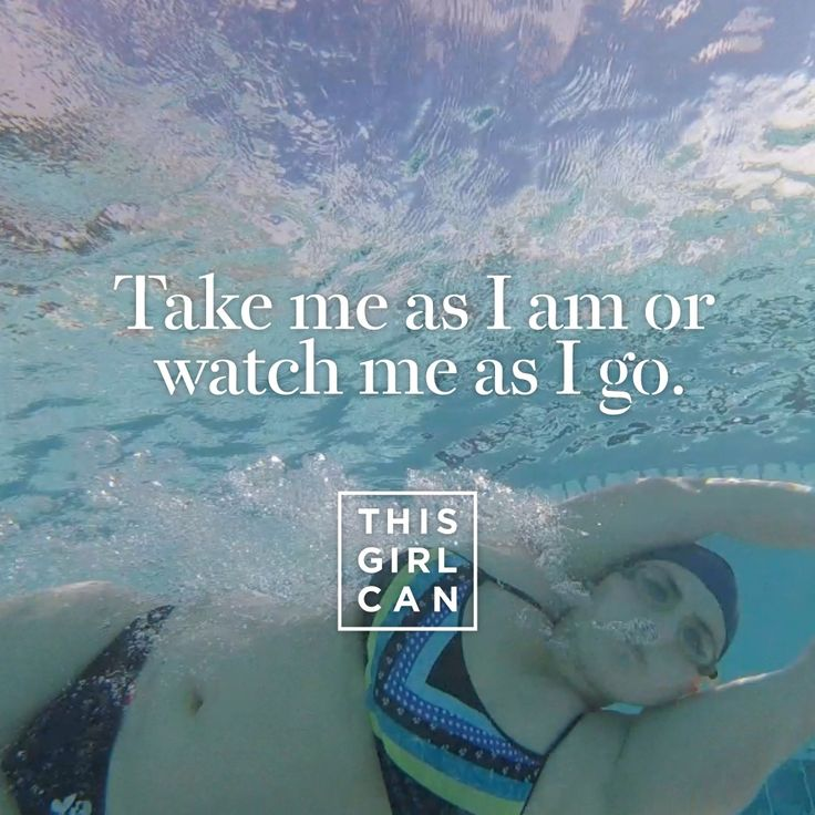 Share your girl power with the world: Upload a workout pic to our #ThisGirlCan mobile app!