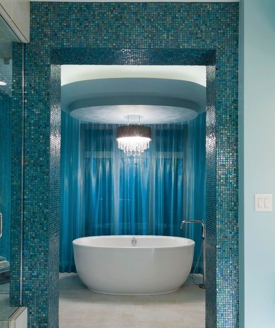 Wow!! I want this in my bathroom :)