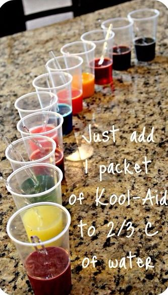 How To Make Your Own Dye Using ONLY Kool-Aid & Water