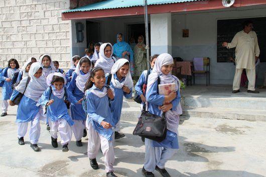 Swat Valley School Improves Education for Girls in Pakistan