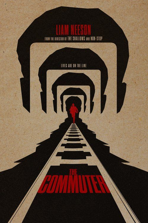 Watch The Commuter (2018) Full Movie Online Free