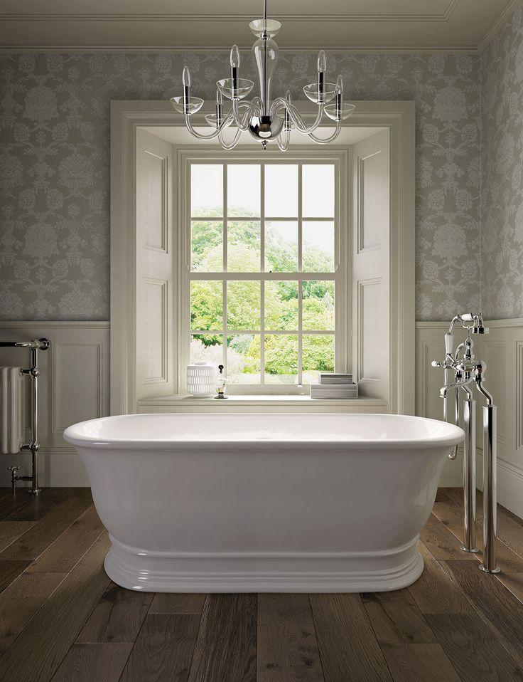 Best 25+ Freestanding bath ideas on Pinterest Neutral minimalist - traditional bathroom ideas