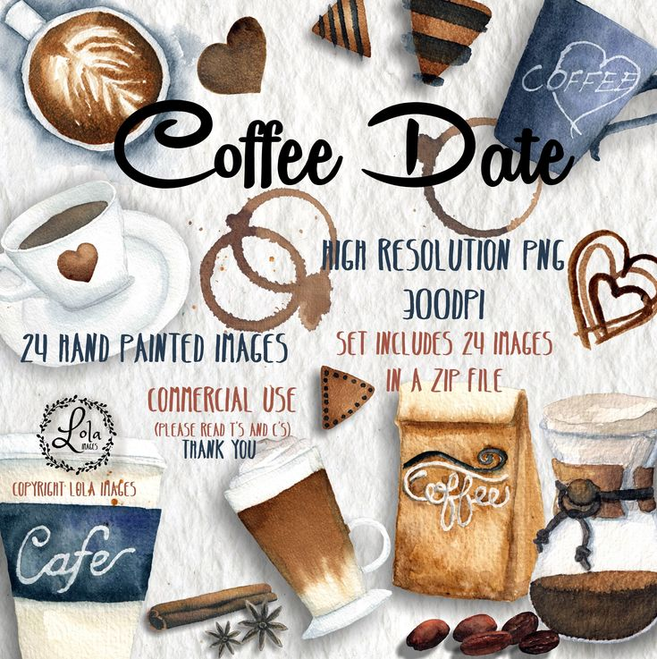 Excited to share the latest addition to my #etsy shop: Coffee Date Digital Clipart | Cafe Latte Coffee Beans Percolator | Hand Painted Watercolor | Personal & Commercial Use | PNG Images http://etsy.me/2FSqMs4 #supplies #blue #collage #red #watercolor #clipart #handpai