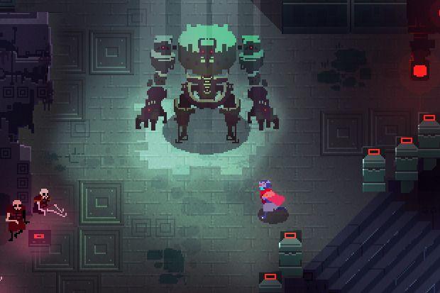 [Xbox One] Hyper Light Drifter (Heart Machine) 16-bit Dungeon Awesomeness