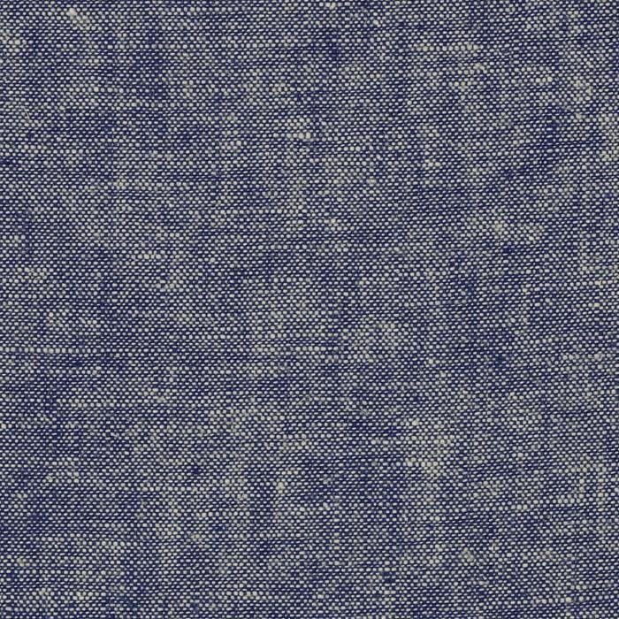 Kaufman Essex Yarn Dyed Linen Blend Denim Blue Yarns