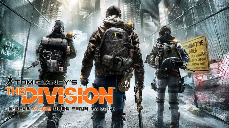 Tom Clancy's The Division E3 2014 Cinematic Trailer