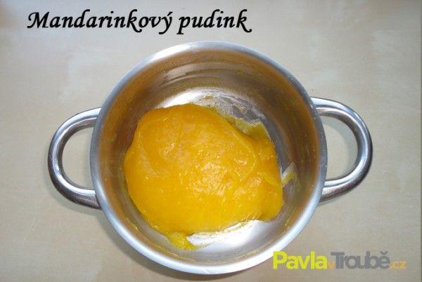 mandarinkový krém