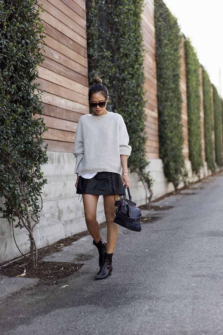 aimee_song_of_style_calvin_rucker_leather_skirt_rag_bone_bag_nili_lotan_sweater