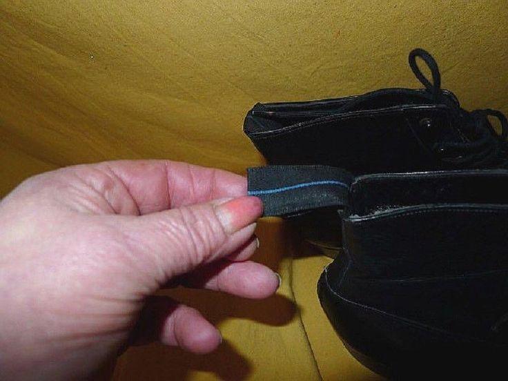 Schuhmacherinnung Marburg Kostbare u seltene Schnürstiefel Herren Damen? . 42/43 | eBay