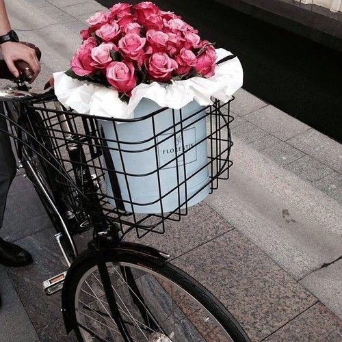 Going for a Bike Ride // Flower Bomb www.skinnymetea.com.au