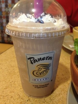 frozen mocha. bread co.