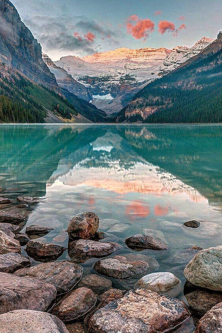 5 erstaunliche Seen im Banff National Park – #Banf… – #Banf #Banff #erstaunliche #im