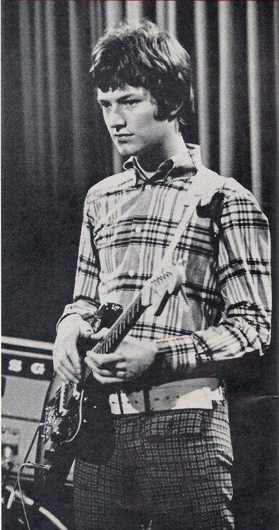 """Steve Winwood joined the Spencer Davis Group when he was just 14. He wrote """"Gimme Some Lovin' and """"I'm The Man"""" and was also a key member of the groups Traffic, Blind Faith, and Go."""
