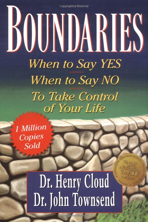 Dr henry cloud boundaries in dating relationships 1