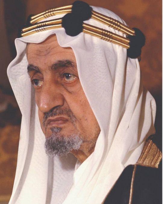 Pin By Muh Alesso On اعجبني Saudi Men King Faisal Ksa Saudi Arabia