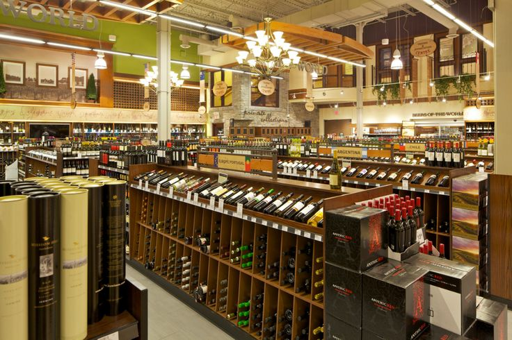 Design Response – The Wine and Spirits stores we have created for Calgary Co-op are stores with atmosphere: a virtual trip to Tuscany for the finest selection of wines, spirits and beer. Description from bcw-arch.com. I searched for this on bing.com/images