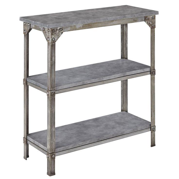 Home Styles 5570 39 Urban Style 3 Tier Storage Shelf