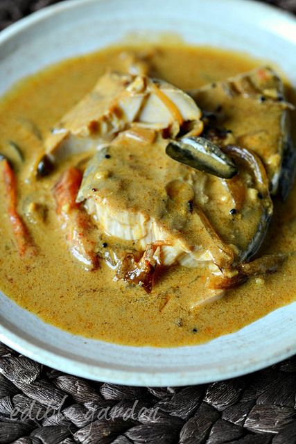 Easy Fish Curry Recipe with Coconut Milk - Coconut Milk Fish Curry Recipe