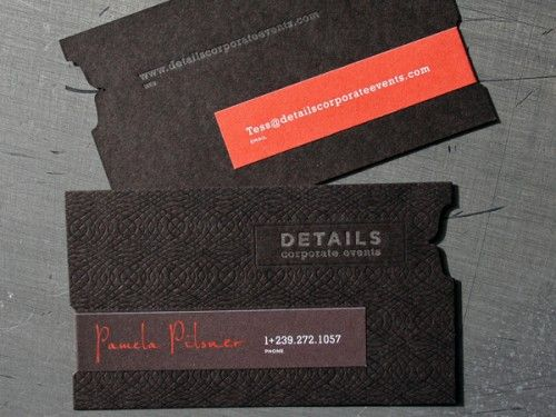 80 best business cards images on pinterest business card design 10 most elegant black letterpress business cards colourmoves