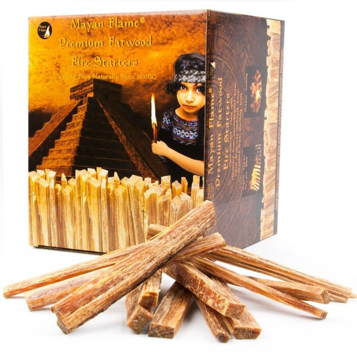 Fatwood-Fatwood Fire Starters-Natural Fatwood Fire Starters- Fire Sticks-BBQ Fire Starters-BBQ-Barbecue-Fatwood Natural-Lighter Wood-Heart Pine-Wood Burners-Coal Fires-Outdoors-Indoors