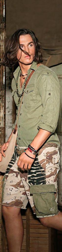 Safari Chic ● Ralph Lauren ~ Tнεα