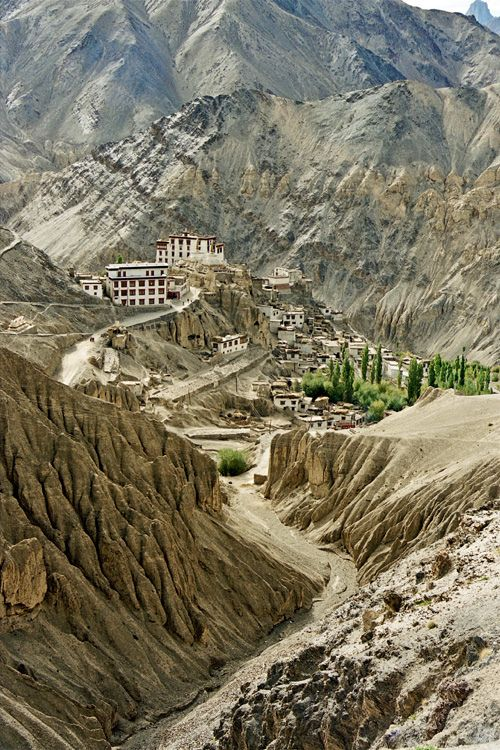 Lamayuru Monastery, India