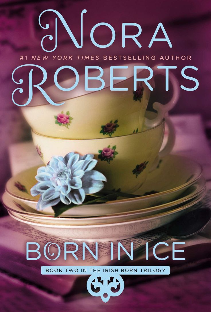 Born in Ice is the second novel in the trilogy of three modern sisters bound by the timeless beauty of Ireland from #1 New York Times bestselling author Nora Roberts.