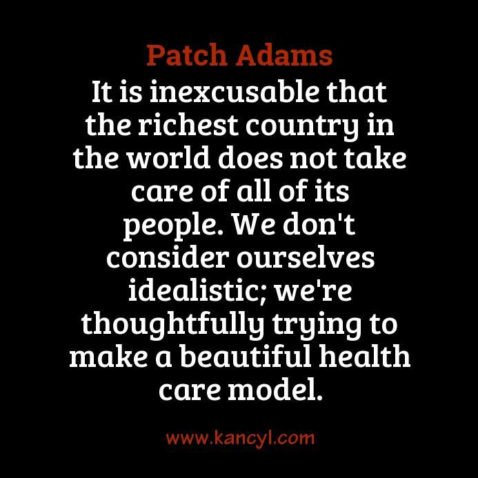 17 Best Patch Adams Quotes On Pinterest