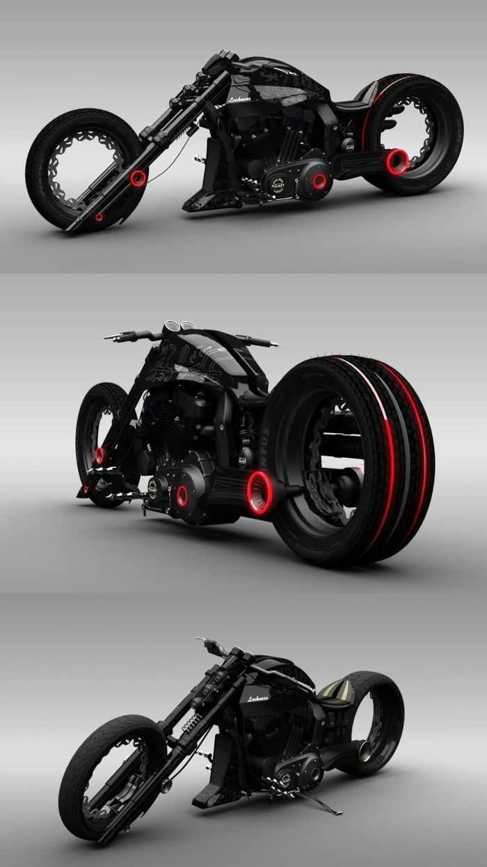 concept+motorcycles | Lochness Monster Motorcycle Chopper Concept, Motorcycle – Feedfloyd
