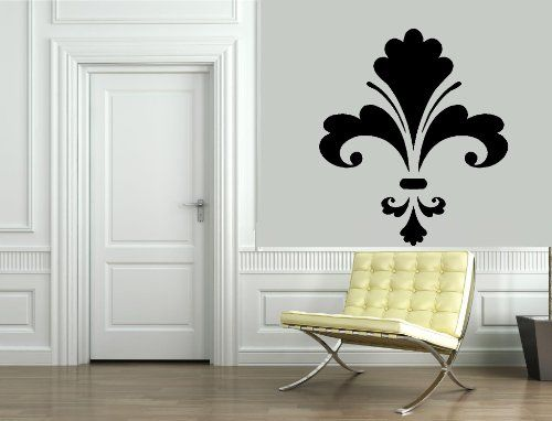 Look At This Beautiful Fleur De Lis Wall Decal! Part 81