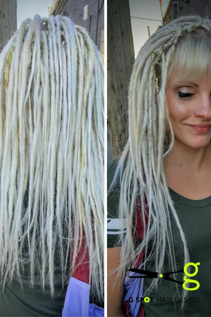 synthetic temporary dreads
