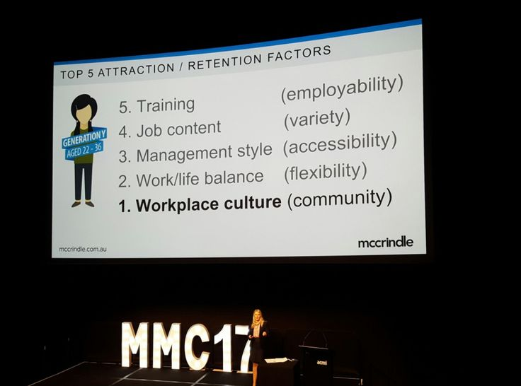 The Millennial Workforce; Creating Culture Purpose and Impact