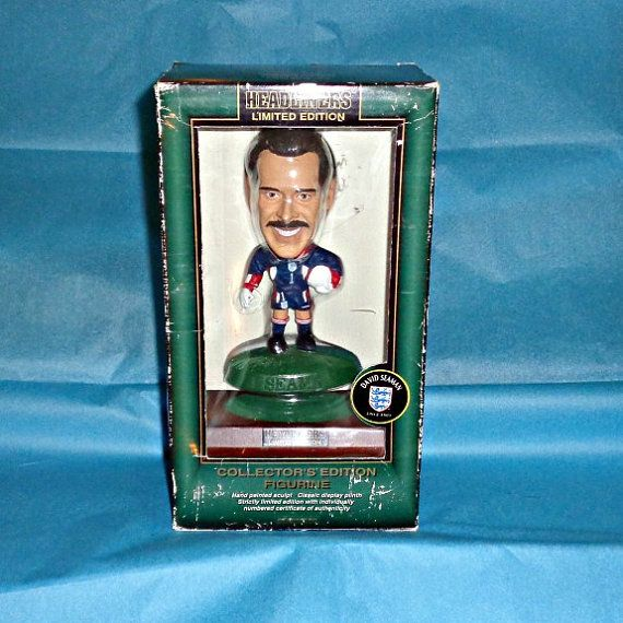 Headliners XL Limited Edition David Seaman by WelshGoatVintage