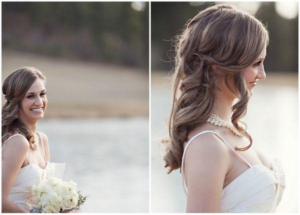 Beacon Hill Winter Wedding - Inspiration Shoot