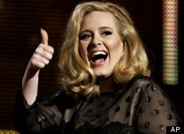 The fact that Adele is expecting a baby has the Twitterverse buzzing -- competing only with the revelation that Katie Holmes and Tom Cruise are getting divorced. The celebrity world has officially gone crazy.: Musicians People, Singers, News, Google Search, Album, Star, Baby, Amazon, Adele