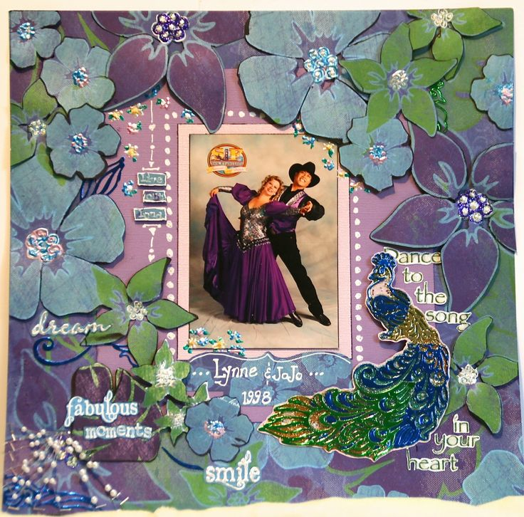 Lynne's Art World: Welcome To My 1st Southern Girls Challenge Post