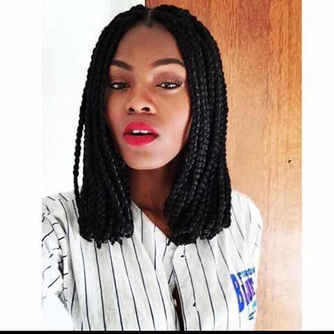 Short Box Braids                                                                                                                                                                                 More