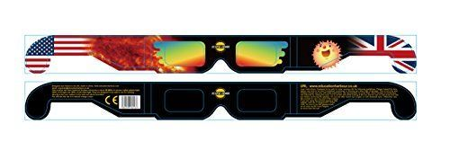 Our eclipse glasses dominated the 2015 partial eclipse with the product we designed for UK schools and was selected by the BBC. They were featured on BB again in March 2016 for the total eclipse in In...