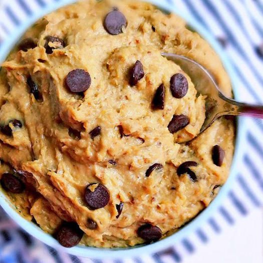 You don't have to feel guilty after dessert! These healthy desserts are packed with protein and can keep you fuller, longer. Try the healthy vegan cookie dough, or the no-bake triple chocolate protein cookies for a mix of healthy fat and fiber.