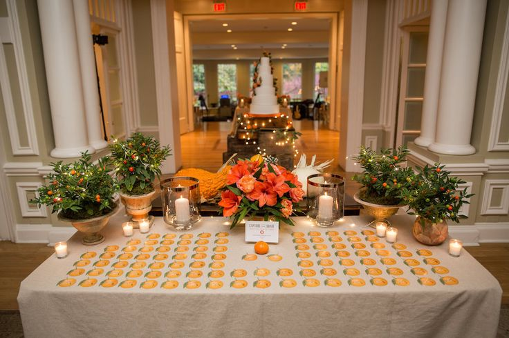 Distinct Occasions Fall Wedding at Langdon Hall