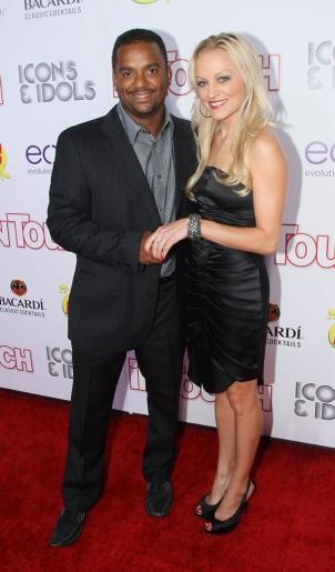 alfonso ribeiro amp wife angela unkrich picture perfect
