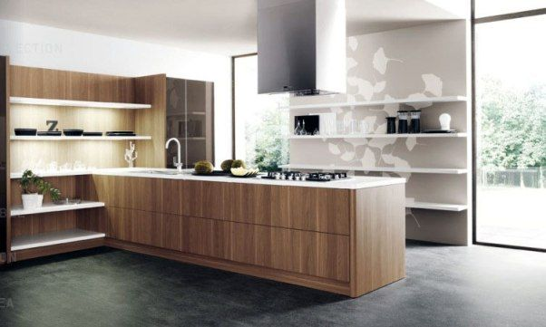 cozy modern kitchen designs and ideas 2016 Nove Home