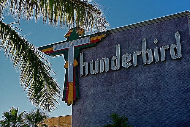 thunderbird treasure island florida vintage tampa and. Black Bedroom Furniture Sets. Home Design Ideas
