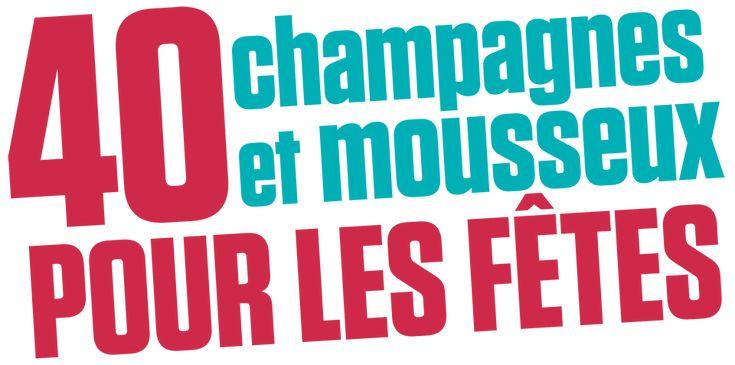 Top 40 des champagnes et mousseux | Le Journal de Montréal