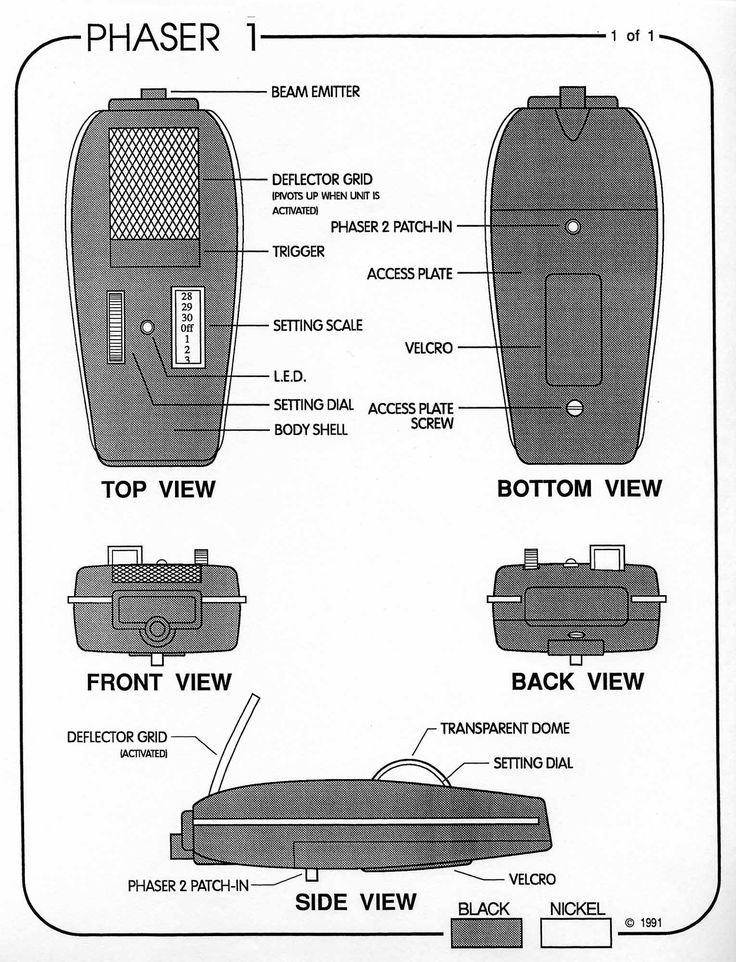 star trek tos first season equipment - Google Search