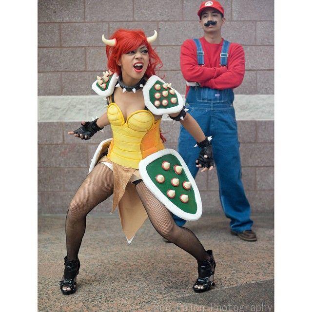 Bowser (female cosplay - Pesquisa Google