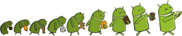 Google staffer's Android evolution alludes to Key Lime Pie 'just for fun,' can't help but stoke speculation