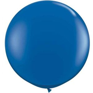 What's a party or event of ANY type without balloons?    Make a statement and an impact with these gorgeous, super sized 90CM round jumbo latex balloons a vibrant sapphire blue!   #partytheme #findingdory #findingnemo #balloon #giantballoon #happybirthday #kidsparty #doryparty #designerkids #designerbaby #motherhood #event #styling #partyplanning #partyshop #partydecor #littlebooteekau